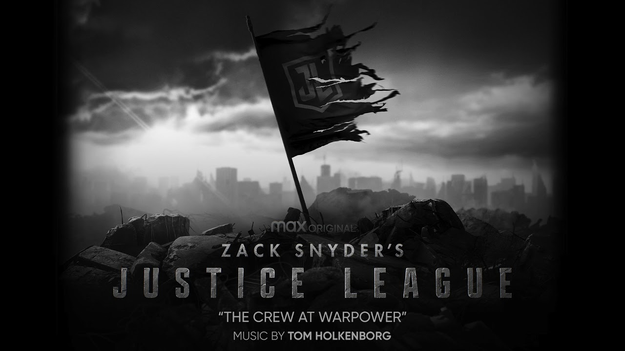 《查克史奈德版正義聯盟》2021| Zack Snyder's Justice League | 後記 : 再為人父 | Faye